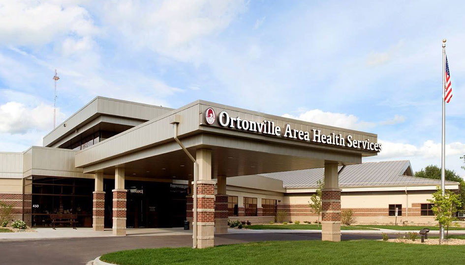Ortonville Area Health Services Hospital | Hasslen Construction