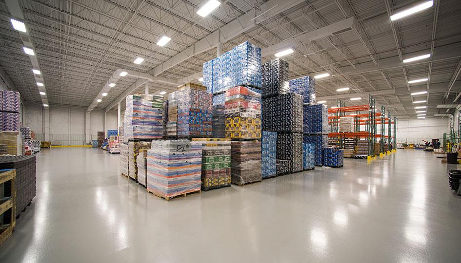 Beverage Wholesalers Alexandria Hasslen Construction