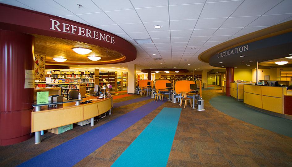 Southwest Minnesota State University Library Hasslen